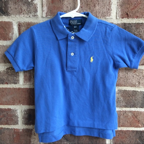 Polo by Ralph Lauren Other - New Boy's Polo Ralph Lauren Shirt 2/2T